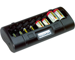 Maha C808M 8-Cell Professional Battery Charger